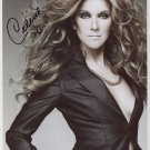 Celine Dion SIGNED Photo 1st Generation PRINT Ltd 150 + Certificate (2)