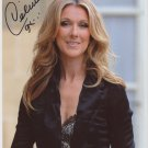 Celine Dion SIGNED Photo 1st Generation PRINT Ltd 150 + Certificate (1)