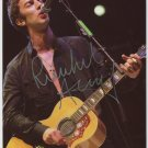 Richard Ashcroft SIGNED Photo 1st Generation PRINT Ltd 150 + Certificate (2)