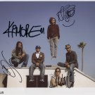Incubus FULLY SIGNED Photo 1st Generation PRINT Ltd 150 + Certificate (2)