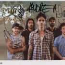 Incubus FULLY SIGNED Photo 1st Generation PRINT Ltd 150 + Certificate (1)