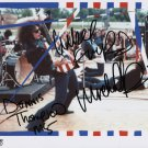 "The MC5 SIGNED 8"" x 10"" Photo COA 100% Genuine"