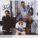 Manic Street Preachers FULLY SIGNED Photo 1st Generation PRINT Ltd 150 + Certificate (2)