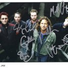Pearl Jam FULLY SIGNED Photo 1st Generation PRINT Ltd 150 + Certificate (3)