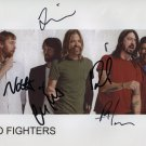The Foo Fighters FULLY SIGNED Photo 1st Generation PRINT Ltd 150 + Certificate (5)