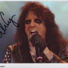 Alice Cooper SIGNED Photo 1st Generation PRINT Ltd 150 + Certificate (3)