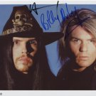The Cult SIGNED Photo 1st Generation PRINT Ltd 150 + Certificate (2)