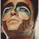 Peter Gabriel SIGNED Photo 1st Generation PRINT Ltd 150 + Certificate (2)