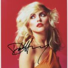 Deborah Harry Blondie SIGNED Photo 1st Generation PRINT Ltd 150 + Certificate (2