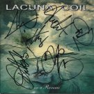 Lacuna Coil FULLY SIGNED CD Album + Certificate Of Authentication 100% Genuine