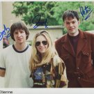 Saint Etienne FULLY SIGNED Photo 1st Generation PRINT Ltd 150 + Certificate (1)