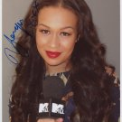 Rebecca Ferguson SIGNED Photo 1st Generation PRINT Ltd 150 + Certificate (1)