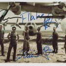 Rammstein SIGNED Photo 1st Generation PRINT Ltd 150 + Certificate (1)
