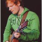 Ed Sheeran SIGNED Photo 1st Generation PRINT Ltd 150 + Certificate (2)