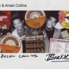 Dave & Ansel Collins SIGNED Photo + Certificate Of Authentication 100% Genuine