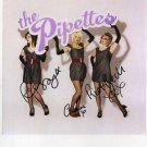 "The Pipettes FULLY SIGNED 8"" x 10"" Photo + Certificate Of Authentication  100% Genuine"