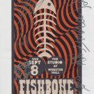 "Fishbone FULLY SIGNED 8"" x 10"" Photo + Certificate Of Authentication 100% Genuine"