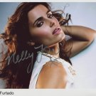 Nelly Furtado SIGNED Photo + Certificate Of Authentication 100% Genuine