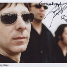 "Mercury Rev FULLY SIGNED 8"" x 10"" Photo + Certificate Of Authentication 100% Genuine"