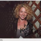 "Beth Rowley SIGNED 8"" x 10"" Photo + Certificate Of Authentication  100% Genuine"