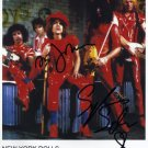 The New York Dolls FULLY SIGNED Photo + Certificate Of Authentication  100% Genuine