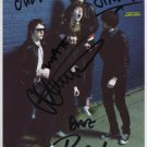 "The Pigeon Detectives FULLY SIGNED 8"" x 10"" Photo + Certificate Of Authentication  100% Genuine"