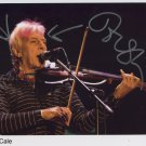 John Cale SIGNED Photo + Certificate Of Authentication  100% Genuine