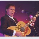 """Cliff Richard SIGNED 8"""" x 10"""" Photo + Certificate Of Authentication 100% Genuine"""