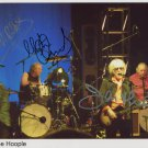 "Mott The Hoople SIGNED 8"" x 10"" Photo + Certificate Of Authentication 100% Genuine"