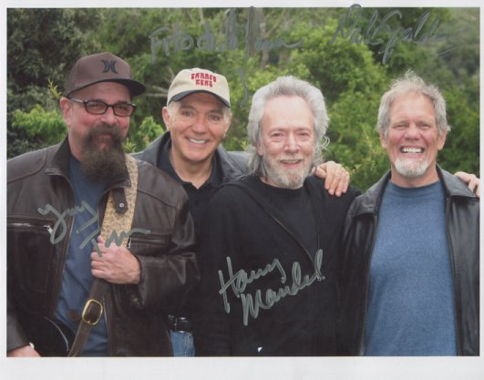"""Canned Heat SIGNED 8"""" x 10"""" Photo + Certificate Of Authentication 100% Genuine"""