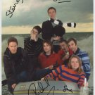 "Belle & Sebastian SIGNED 8"" x 10"" Photo + Certificate Of Authentication 100% Genuine"