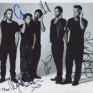 Take That Incl. Robbie Williams FULLY SIGNED Photo + Certificate Of Authentication  100% Genuine