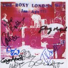 UK Punk Signed 1976 10 Musicians Photo + Certificate Of Authentication 100% Genuine