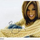 Kelly Clarkson SIGNED Photo + Certificate Of Authentication  100% Genuine