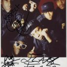 Public Enemy SIGNED Photo + Certificate Of Authentication 100% Genuine
