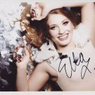 "Ella Henderson SIGNED 8"" x 10"" Photo + Certificate Of Authentication 100% Genuine"