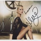 "Denise Van Outen SIGNED 8"" x 10"" Photo + Certificate Of Authentication 100% Genuine"