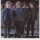 "The Strypes (Band) FULLY SIGNED 8"" x 10"" Photo + Certificate Of Authentication 100% Genuine"