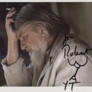 "Robert Wyatt SIGNED 8"" x 10"" Photo + Certificate Of Authentication 100% Genuine"