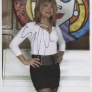 "Suzi Quatro SIGNED 8"" x 10"" Photo + Certificate Of Authentication 100% Genuine"
