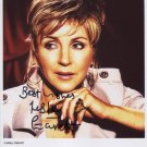 "Lesley Garrett (Singer) SIGNED 8"" x 10"" Photo + Certificate Of Authentication  100% Genuine"