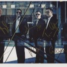New Order (Band) FULLY SIGNED Photo + Certificate Of Authentication  100% Genuine