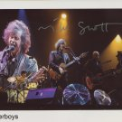 The Waterboys Mike Scott SIGNED Photo + Certificate Of Authentication 100% Genuine