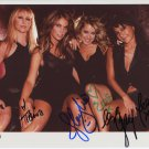 "Bond (Classical Girl Group) SIGNED 8"" x 10"" Photo + Certificate Of Authentication  100% Genuine"