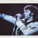 David Essex SIGNED Photo + Certificate Of Authentication  100% Genuine