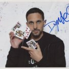 "Dynamo (Magician) SIGNED 8"" x 10"" Photo + Certificate Of Authentication  100% Genuine"