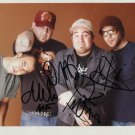 """Alien Ant Farm (Band) FULLY SIGNED 8"""" x 10"""" Photo + Certificate Of Authentication 100% Genuine"""