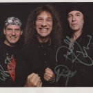 Anvil (Band) Lips Kudlow SIGNED Photo + Certificate Of Authentication 100% Genuine