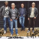 The Vapors (Band) UK Punk New Wave SIGNED Photo + Certificate Of Authentication 100% Genuine