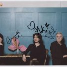 Lush (Indie Band) Miki Berenyi SIGNED Photo + Certificate Of Authentication 100% Genuine
